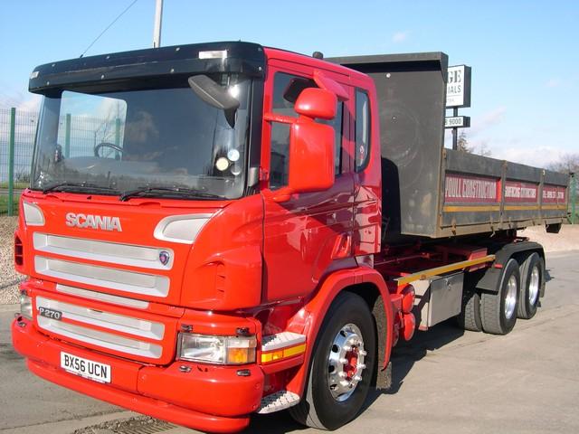 Scania Hookloader