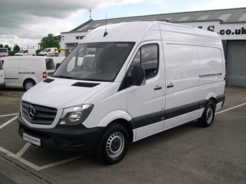 Mercedes Benz Sprinter 314 MWB HR