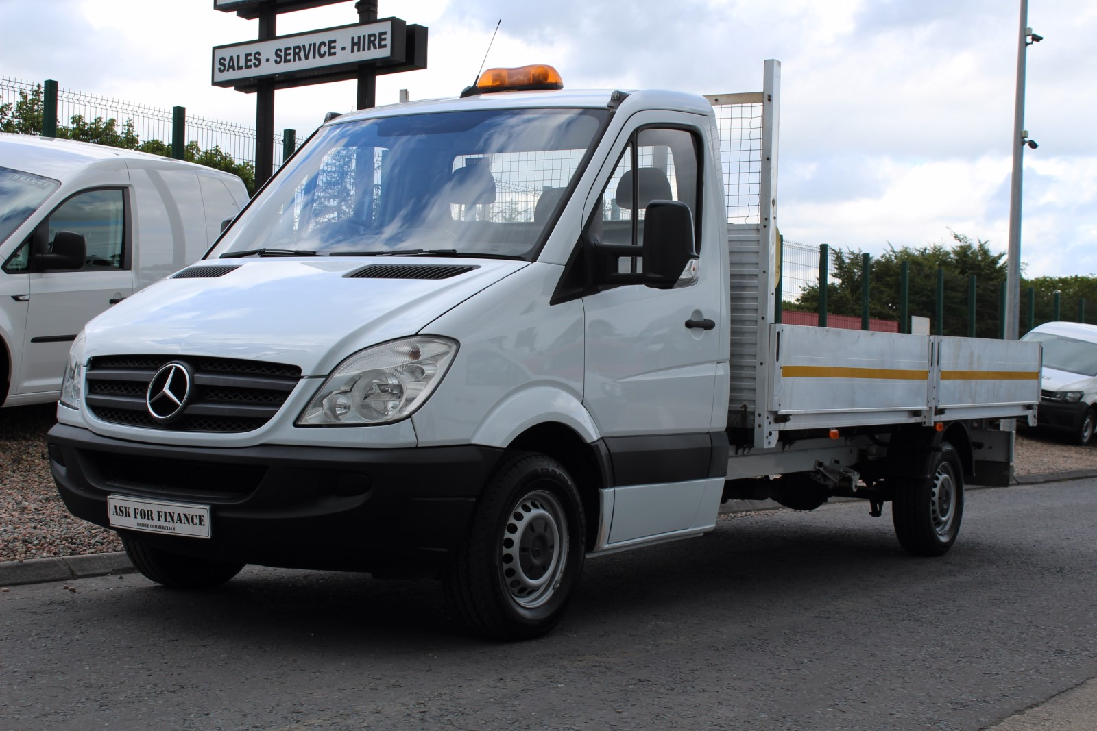 Mercedes Benz Sprinter 313 S/C Dropside